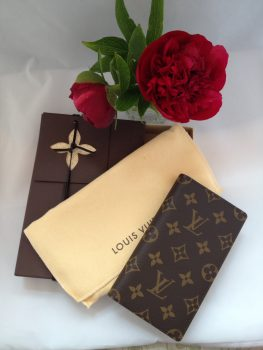 LOUIS VUITTON Taschenagenda!