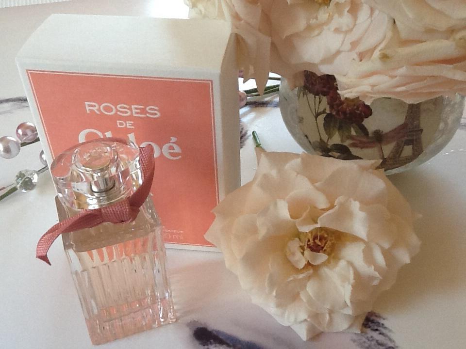 Roses de CHLOÉ!