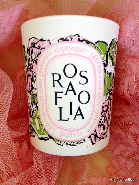 Rosafolia-Kerze von DIPTYQUE Paris