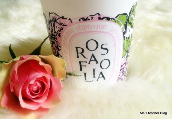 Diptyque Rosafolia