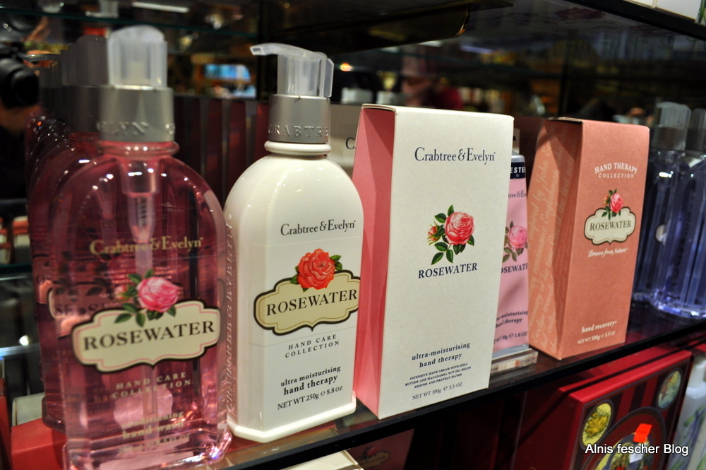 Crabtree & Evelyn in den Ringstrassen-Galerien