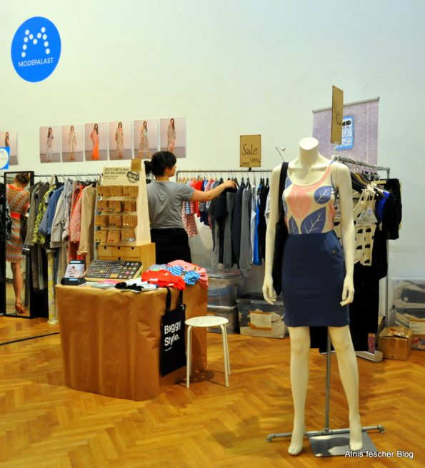 Modepalast 2015 im Künstlerhaus