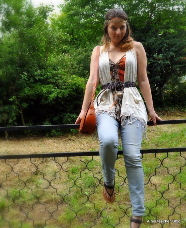 Summer Hippie Style