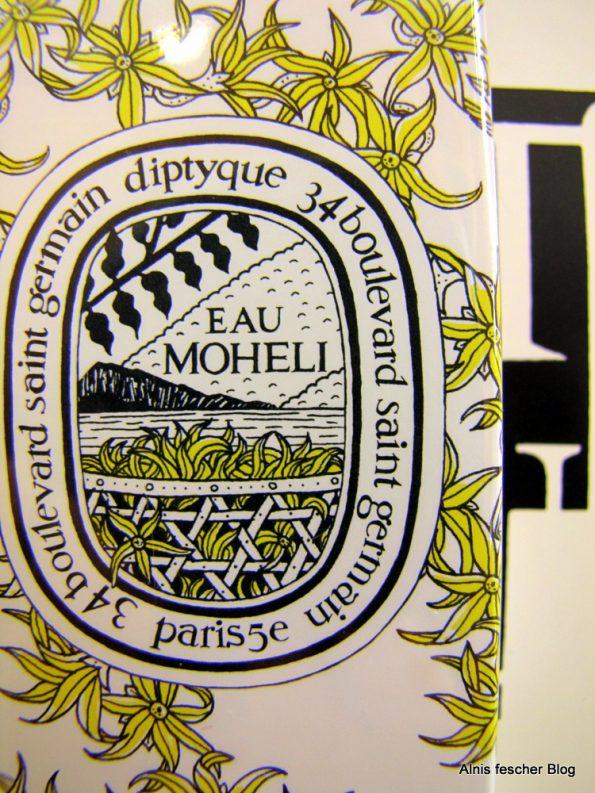 Mein neuer Duft von Diptyque: Eau Moheli!