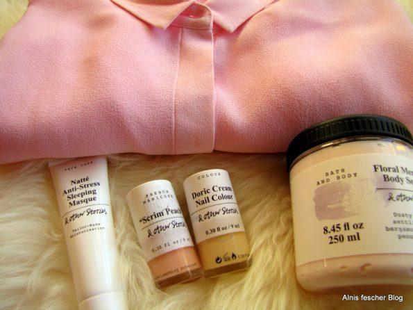 Seidenbluse, Lederschuhe und Kosmetik aus dem & other Stories SALE