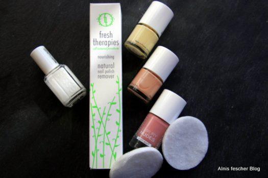 Natürliche Nagelpflege von Fresh Therapies