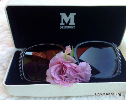 Missoni - my new sunnies!