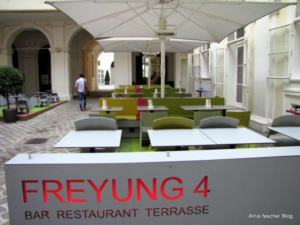 Bloggerfrühstück: Freyung 4 im Palais Kinsky Vienna