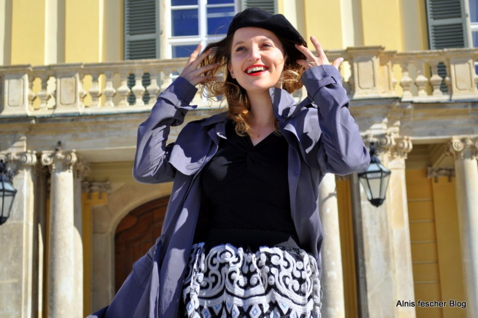 Blogparade: How to wear a tull skirt?