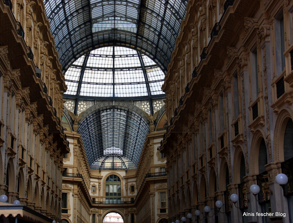 Prada, Gucci & Co – Shopping in Milano!