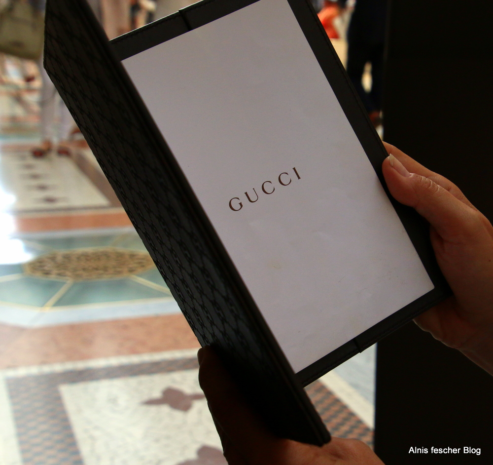 Prada, Gucci & Co - Shopping in Milano!