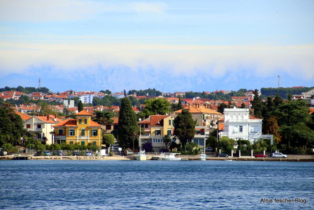Noch ein paar Sonnengrüße aus Zadar