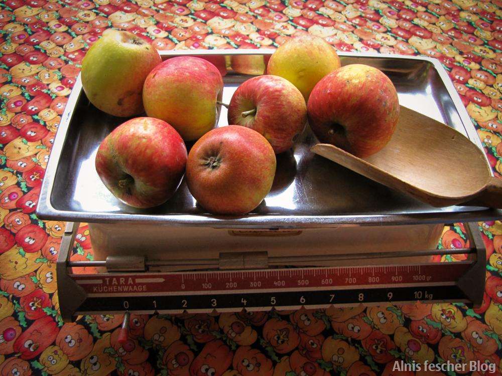 Apfelstrudel hausgemacht!
