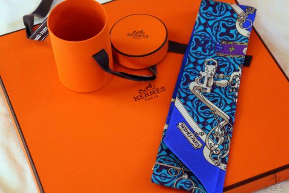 Hermès: Twill aus Seide