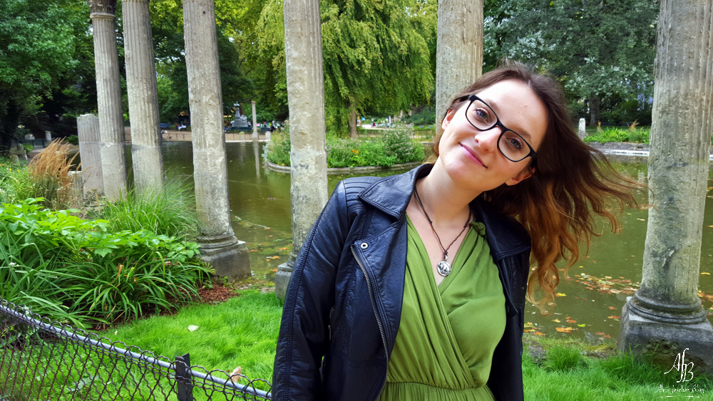 Green love at Parc Monceau