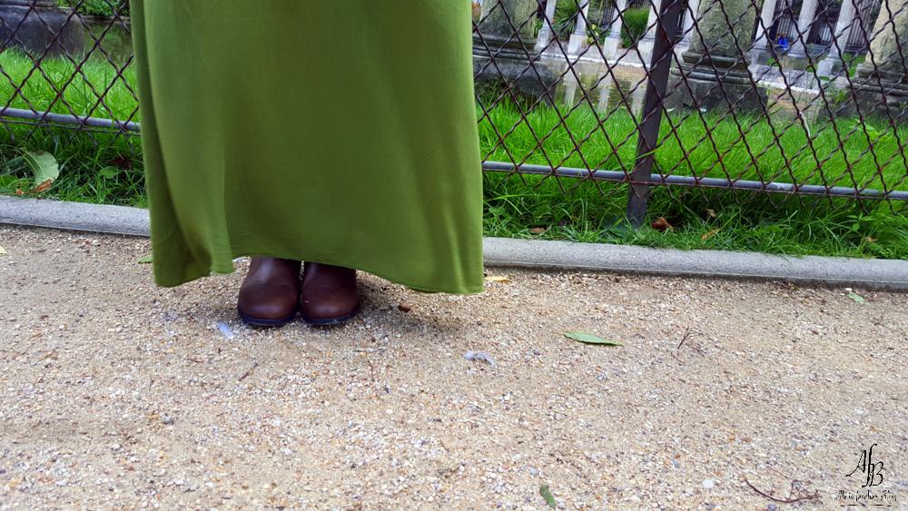 Green love at Parc Monceau