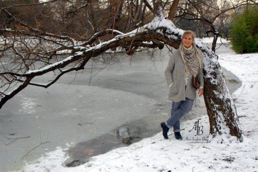 Winter im Wiener Stadtpark