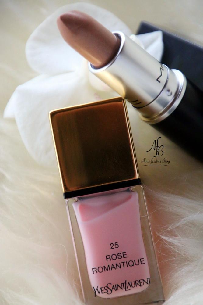 YSL Rose Romantique MAC