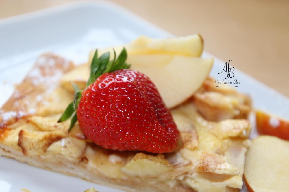 Rezept: Schneller französischer Apfelkuchen