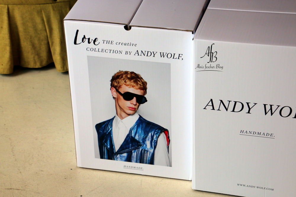 Andy Wolf: Brillen made in Austria