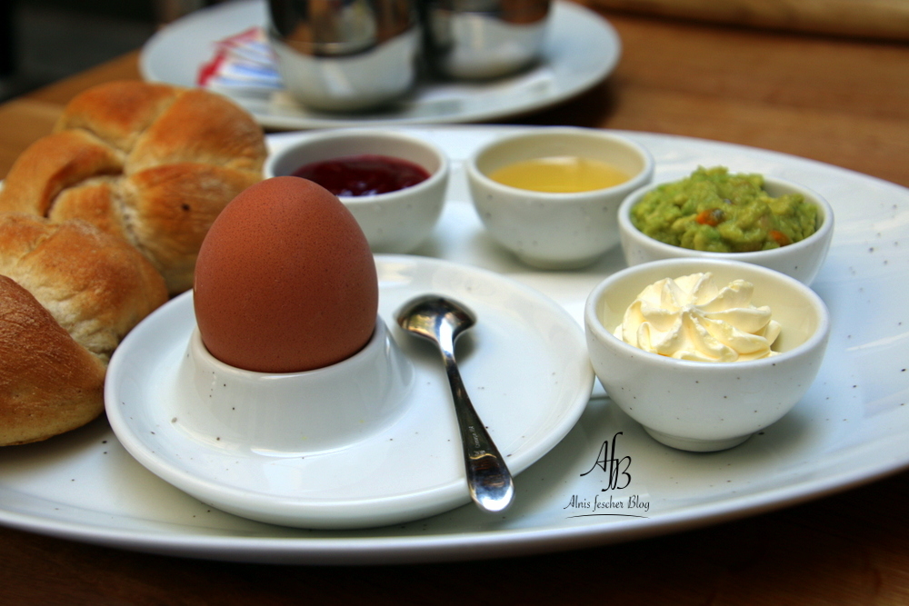 Vegetarisch frühstücken im TIAN Bistro am Spittelberg