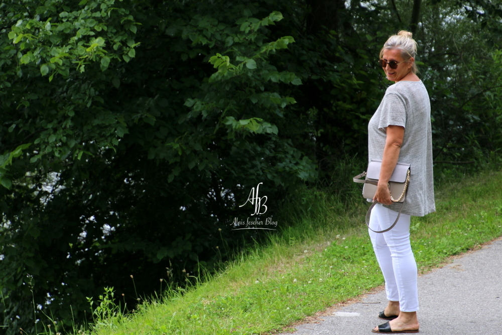 Casual Look in der Wachau