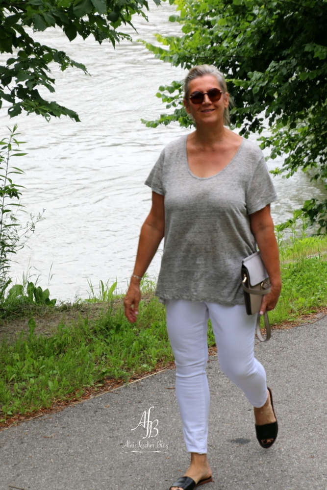Casual Look in der Wachau