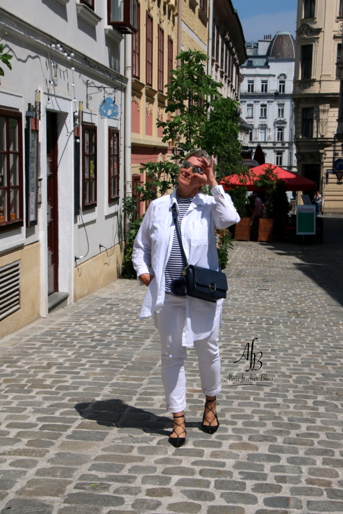 White Casual in the City
