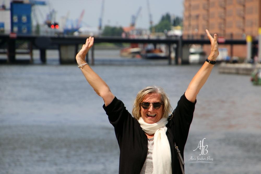 Landungsbrücke und Hafencity Hamburg