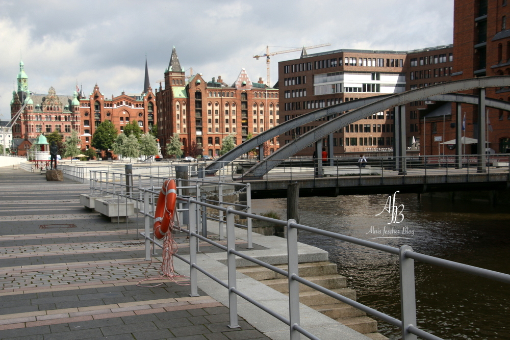 Binnenalster und Maritimes Museum Hamburg