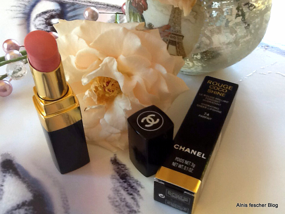 Rouge Coco Shine von CHANEL