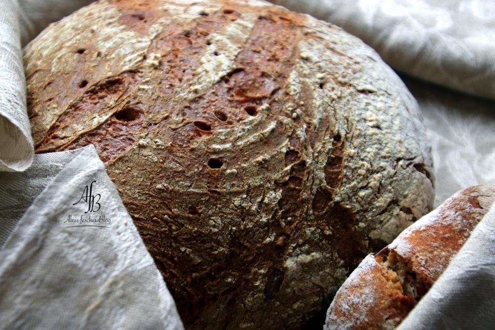 Rezept: Homemade Bauernbrot
