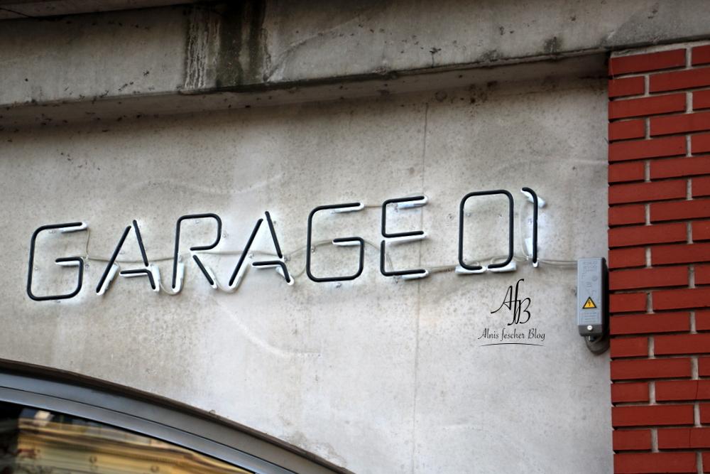 Garage01 Restaurant und Bar unter den Bahngleisen