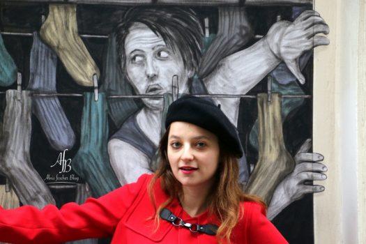 Parisian Style: Rot als Eyecatcher