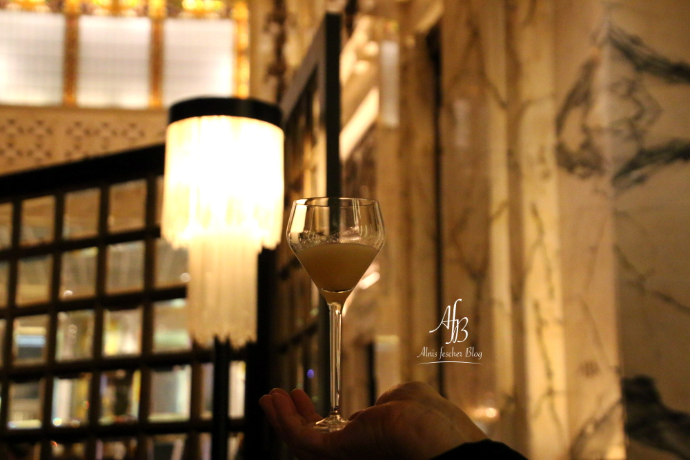 THE BANK im Park Hyatt: Präsentation der neuen Signature-Drinks