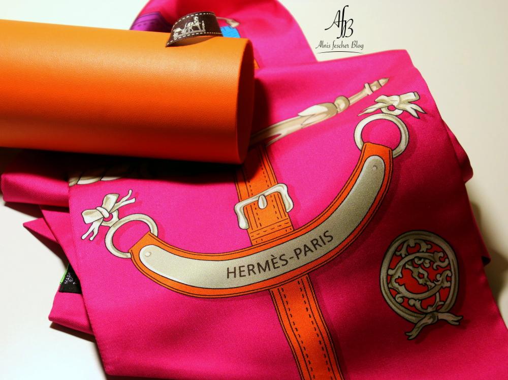 Hermès Paris Maxi Twill Harnais des Présidents