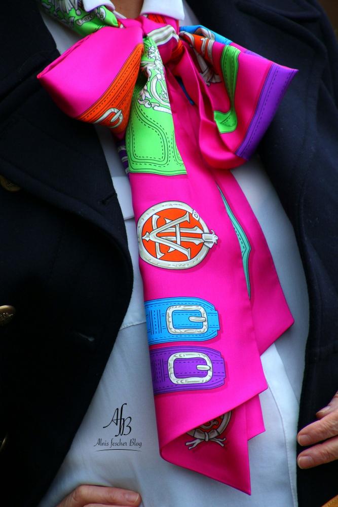 Hermès Paris Tuch: Harnais des Prèsidents