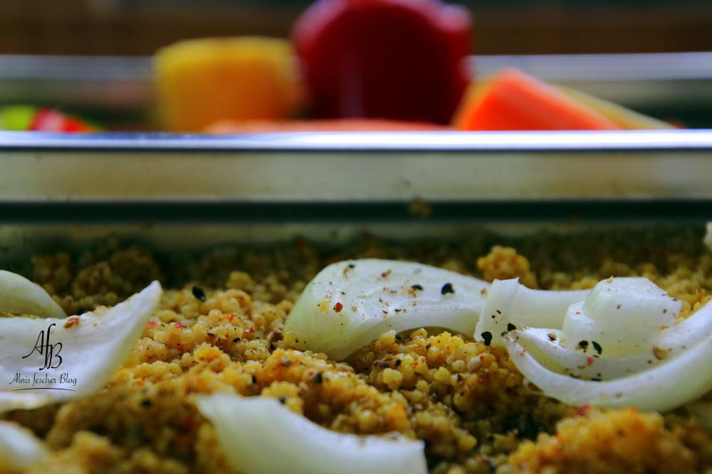 Rezept: Couscous mit Gemüse