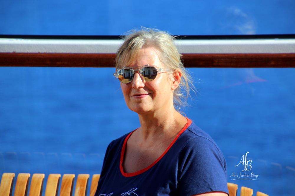 Navy Look auf hoher See