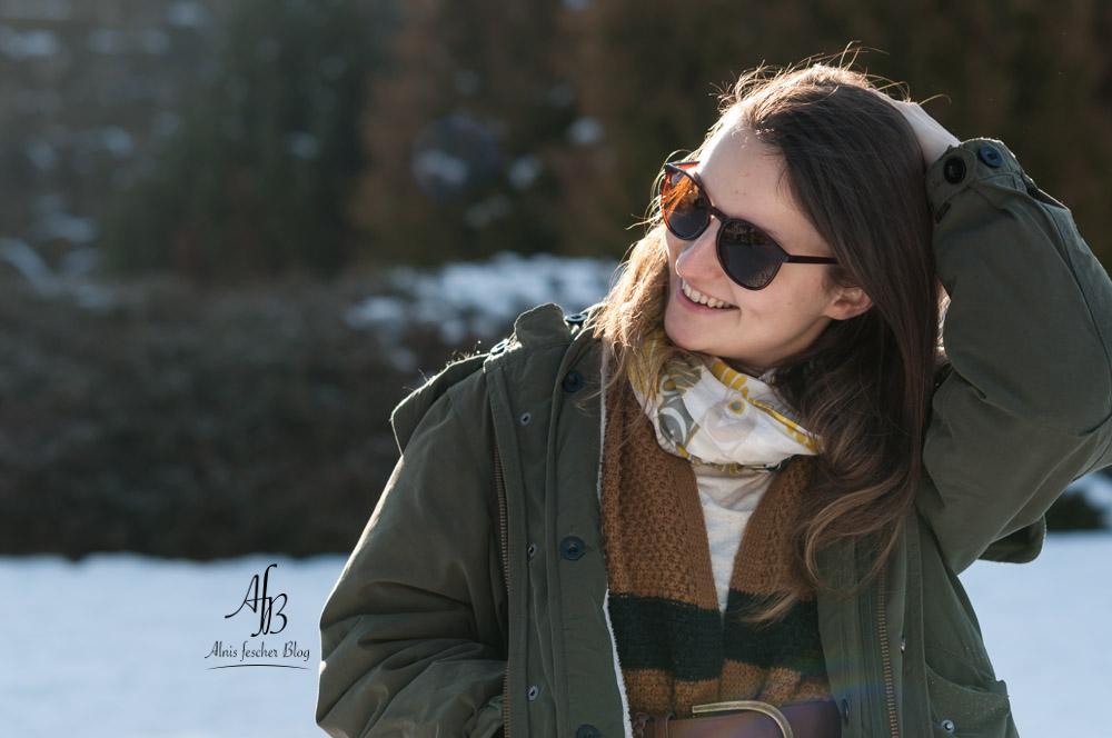 Outfit: Layering Look im Winter