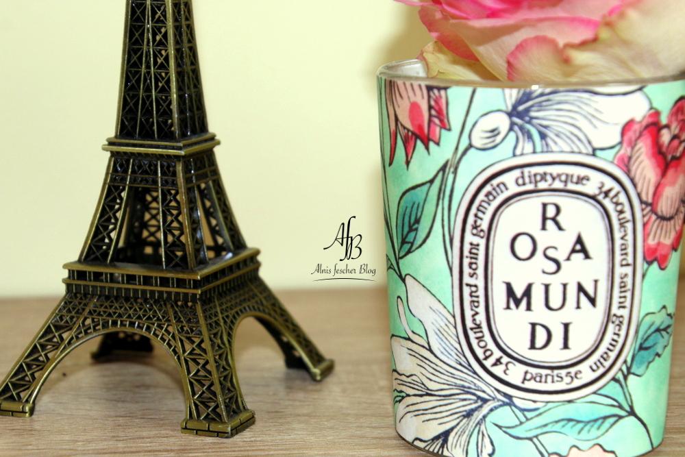 Rosa Mundi Kerze Von Diptyque Limited Edition Alnis