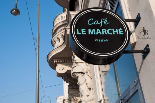 Café Le Marché: der kleine Franzose in Wien
