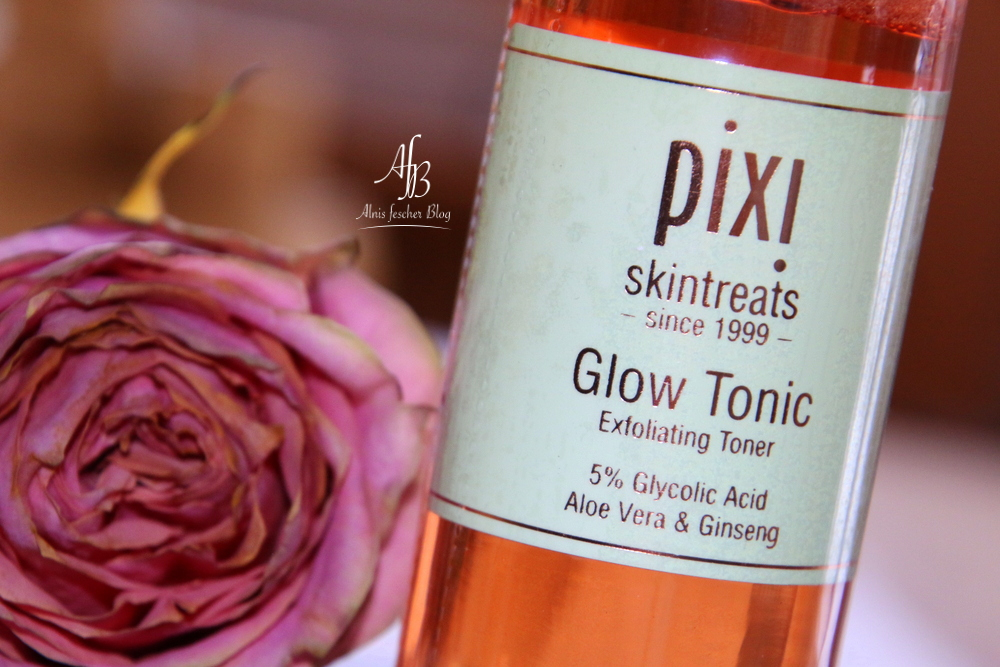Pixi Beauty: Glow Tonic Test