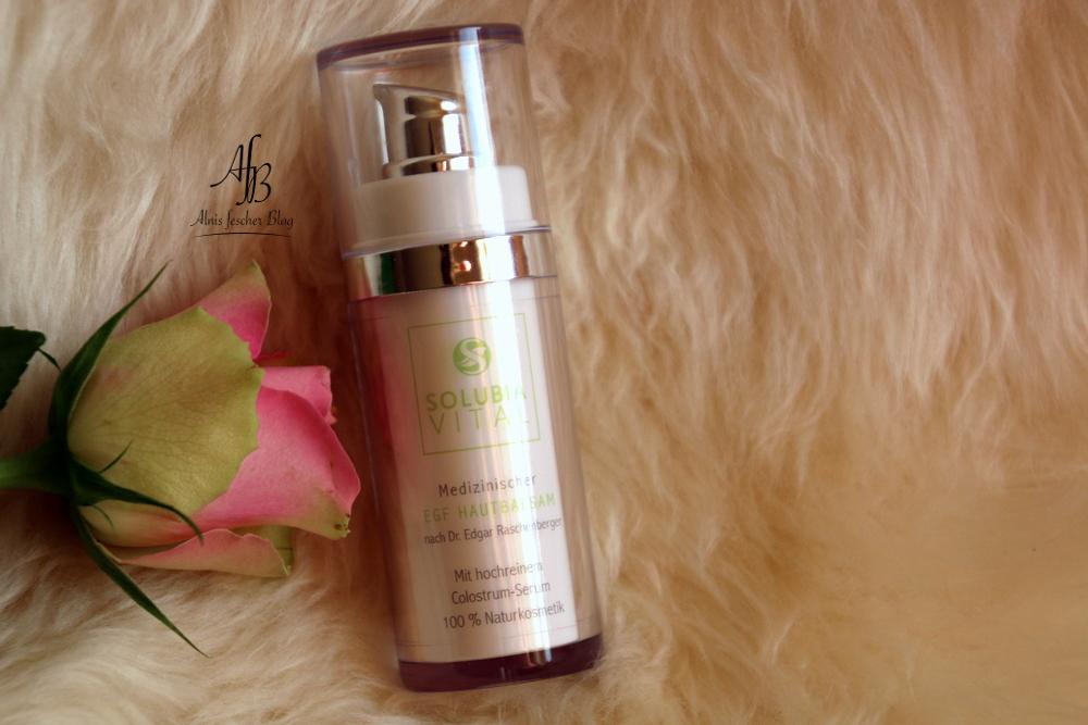 Solubia Vital Medizinischer EGF Hautbalsam