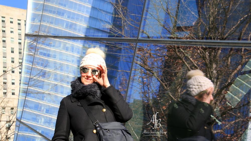 New York Fashion und Freedom Tower