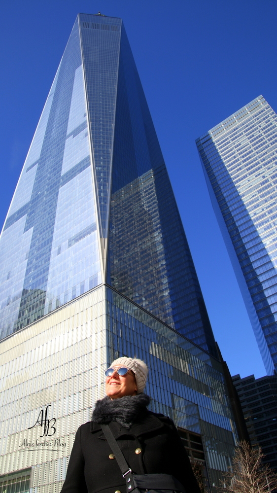 New York Fashion und Freedom Tower