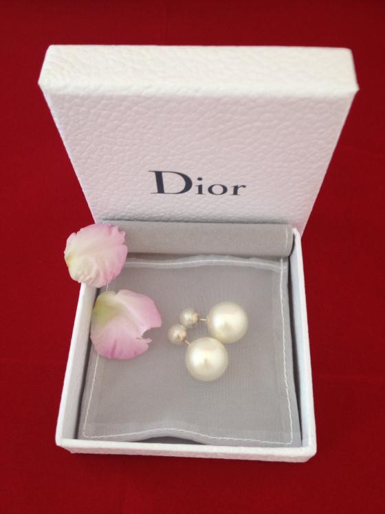 DIOR - Tribal earrings from Mise en Dior!