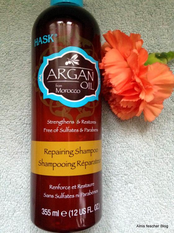 """""""HASK"""" Argan Öl aus Marokko"""