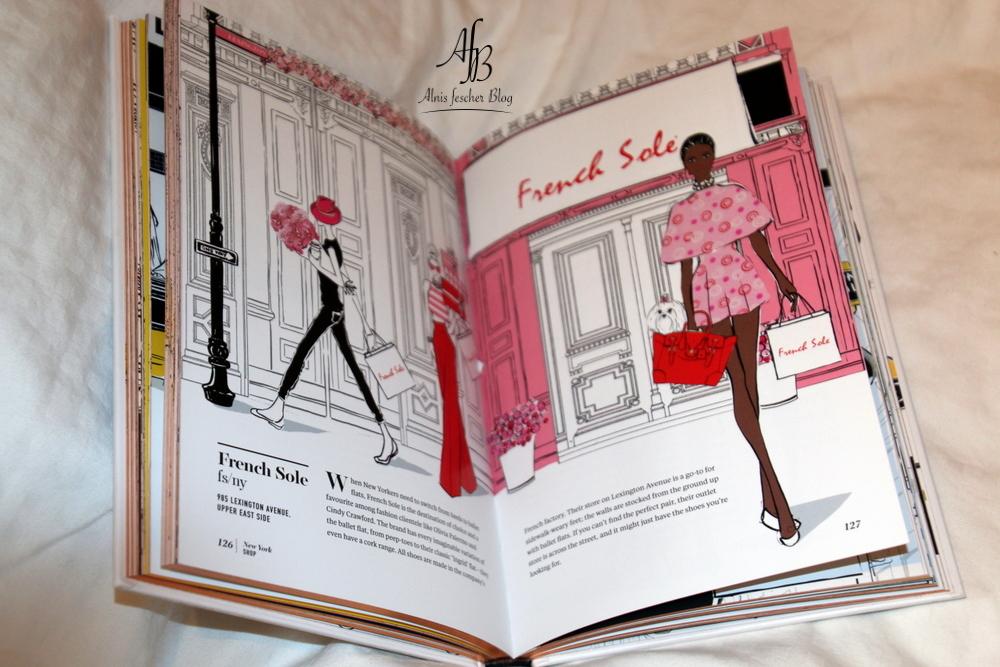 58358e87e7 New York: Through a Fashion Eye von Megan Hess | Alnis fescher Blog