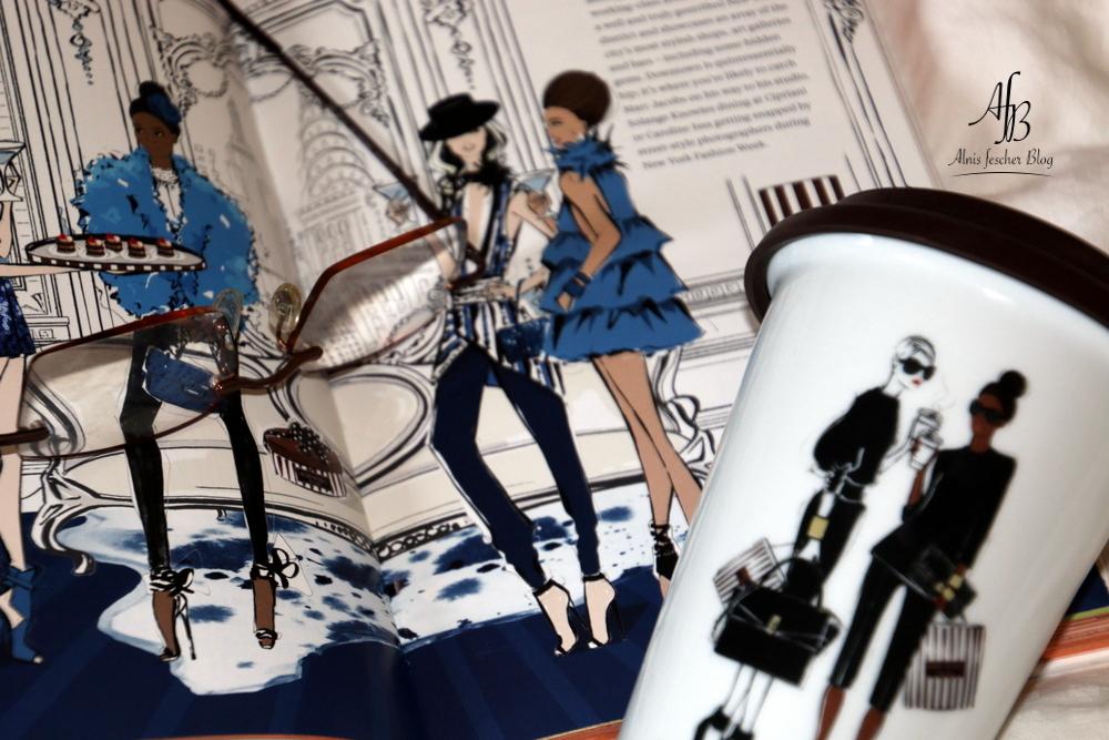 New York: Through a Fashion Eye von Megan Hess